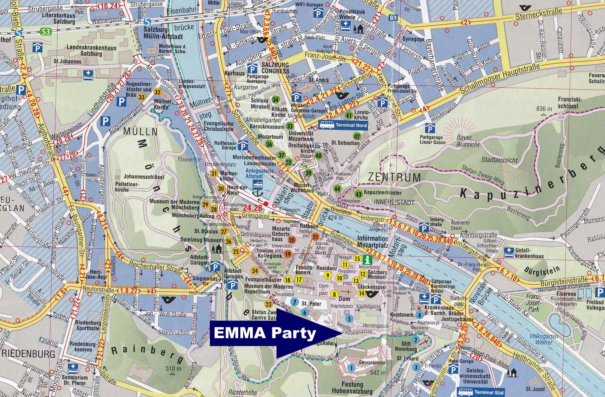 European Carmedia Championships 2013 EMMA Global