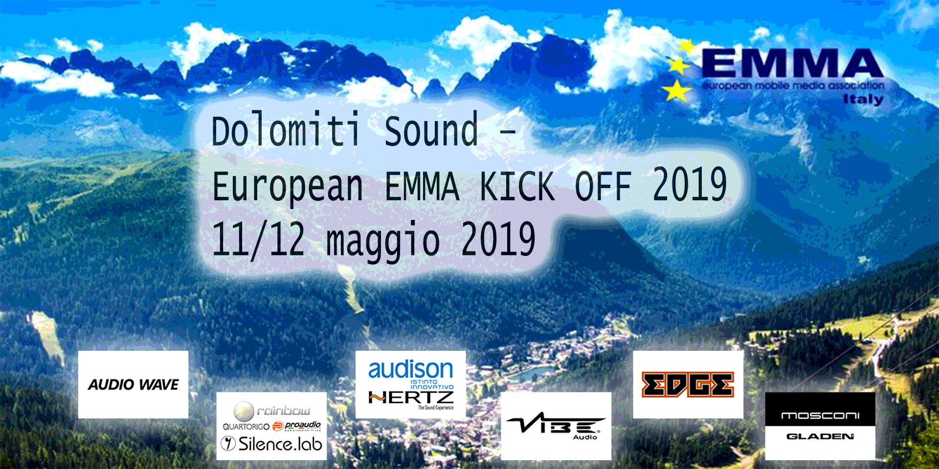 Dolomiti Sound - European EMMA KICK OFF 2019 - Madonna di Campiglio - IT @ Residence La Rosa delle Dolomiti | Carisolo | Trentino-Alto Adige | Italy