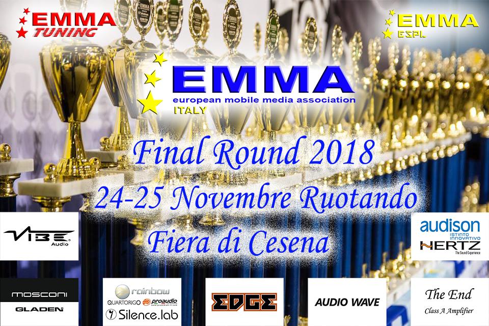 EMMA Italia Finals 2018: Ruotando - Fiera di Cesena @ Via Dismano | Cesena | Emilia-Romagna | Italy