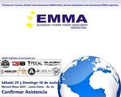 EMMA Argentina Judge Training @ Lanús Oeste | Buenos Aires | Argentina
